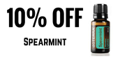 Spearmint is 10% Off