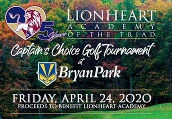 Lionheart Charity Golf Tournament