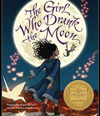 High School Pick: The Girl who Drank the Moon