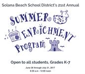 Sign-Up for Summer Enrichment!