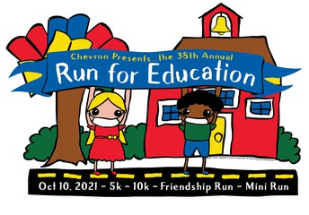 SAVE THE DATE! Run for Education 2021