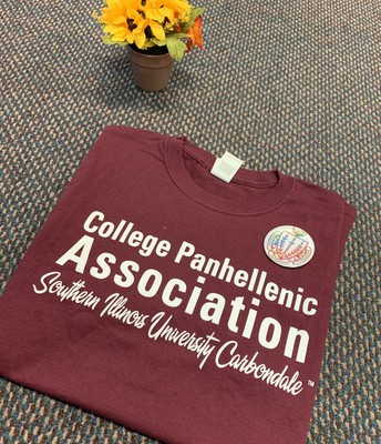 College Panhellenic Association (front), $5
