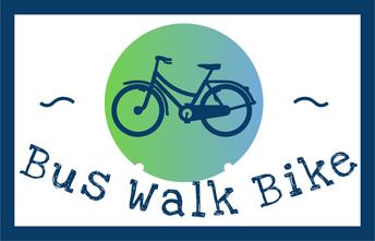 Bus Walk Bike Day - April 18
