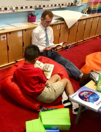 Leading as a Reading Principal...