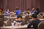 Kyros Playing Chess