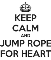 ALL ABOUT JUMP ROPE FOR HEART by Faith Smith