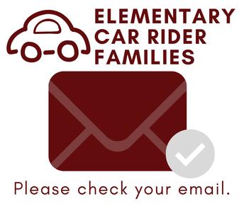 Elementary Car Riders