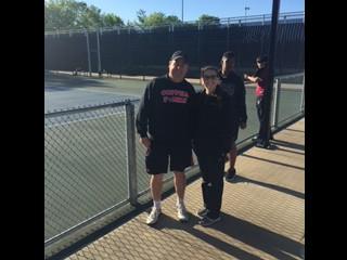 Coach Foster & Coach Landa