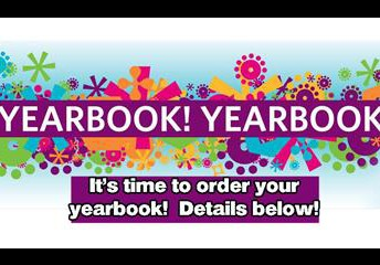 Yearbooks are coming in!