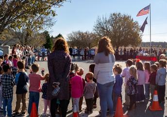11/11 Veteran's Day Flag Ceremony