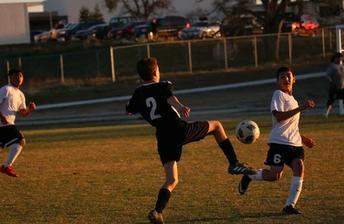 Kicking off the Boys' Soccer Season