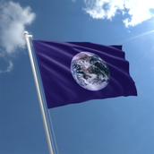 Conservation Committee to Receive Earth Flag