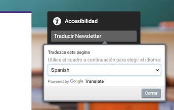 Traducción de este contenido en Español