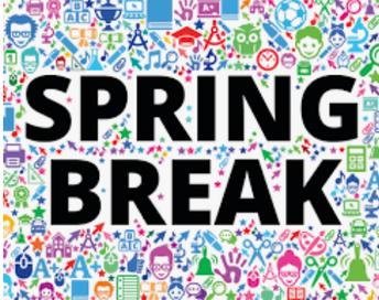 Spring Break- School Closed