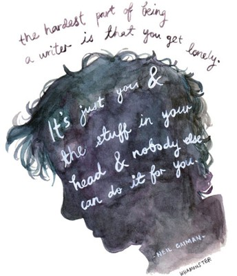 Neil Gaiman's thoughts