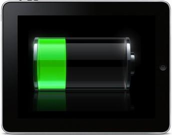 iPads/ Battery Life