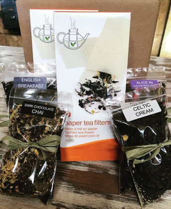 Pure Blend Tea- Online Retailer out of West Grove, PA