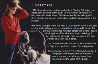 Author Visit:  Shelley Gill