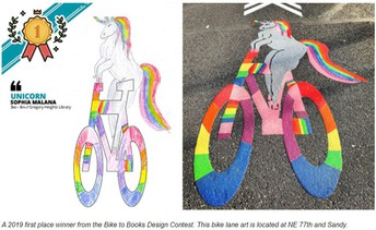 BIKE TO BOOKS DESIGN CONTEST