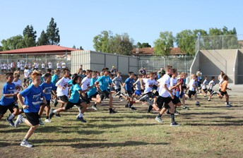 ASES Cross Country Meet