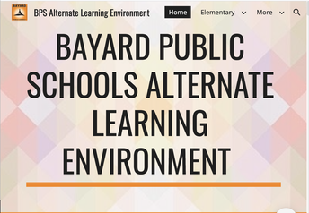 BPS Alternate Learning Environment - Expectations