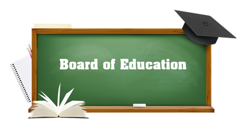 Click here for more info on our Board of Education