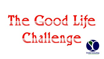 The Good Health Challenge Update