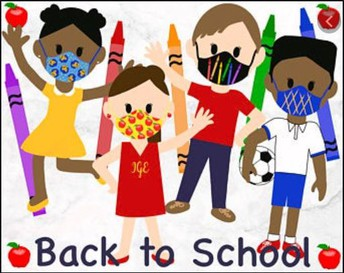 Welcome Back FTSD!