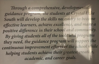 About Crystal Lake South Student Services