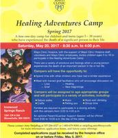Healing Adventures Camp