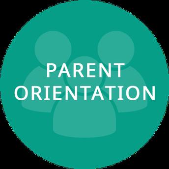 Parent Virtual Orientation is Tonight, August 11th