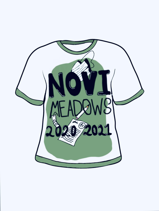 Meadows T-shirt Design Winning Submission