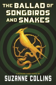 Reminder: prequel to Hunger Games comes out this week!