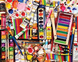 Art Supplies & Help Needed