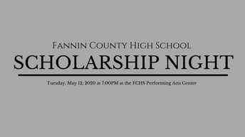 Scholarship Night