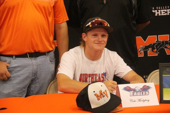 Cole Modgling - Baseball @ Northeast Community College