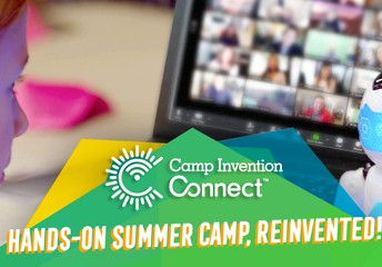 Camp Invention has gone virtual!