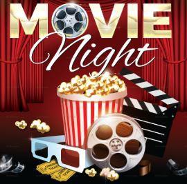 Movie Night  (Date Change)