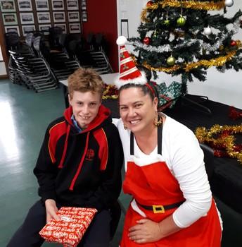 Happy Christmas Thomas