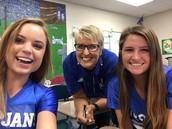 Class Selfie