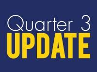 Quarter 3 Runs Feb. 1-April 7
