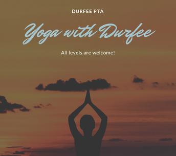 Yoga with Durfee
