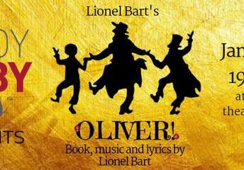 McCoy Rigby Presents Oliver! 1/19/19