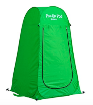 Pop-Up Pod for Recording