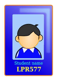 Student ID Badges