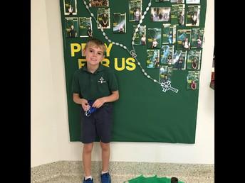 George - 3rd Grade