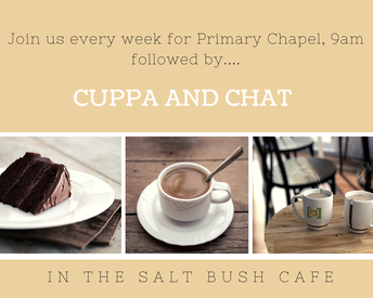 Cuppa & Chat