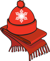 Winter Scarf & Hat Drive!