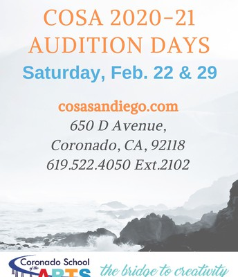 CoSA Auditions