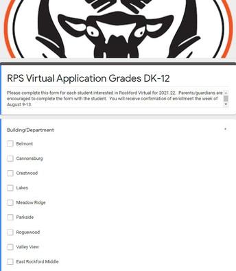 Application/Enrollment Process